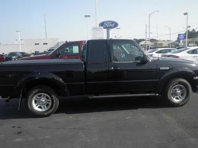 2011 Ford Ranger XLT Extended Cab Pickup for sale in Muscle Shoals for $17,888 with 32,597 miles.