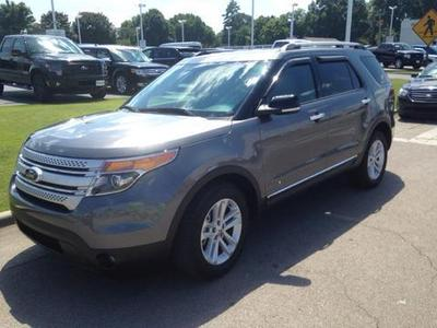 2013 Ford Explorer XLT SUV for sale in Muscle Shoals for $26,351 with 51,769 miles.