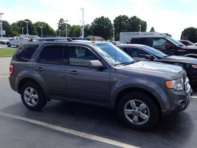 2012 Ford Escape Limited SUV for sale in Muscle Shoals for $18,866 with 25,610 miles.