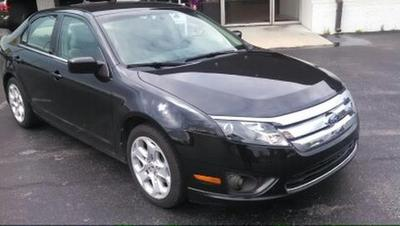 2011 Ford Fusion SE Sedan for sale in Muscle Shoals for $13,987 with 56,570 miles.