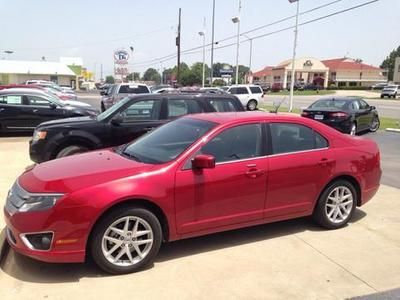 2012 Ford Fusion SEL Sedan for sale in Muscle Shoals for $16,435 with 40,015 miles.