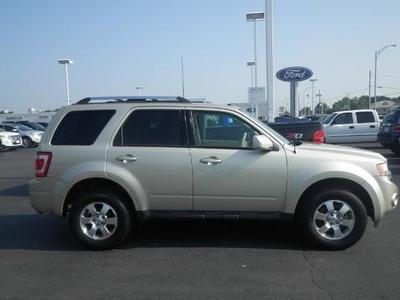 2012 Ford Escape Limited SUV for sale in Muscle Shoals for $18,426 with 31,552 miles.