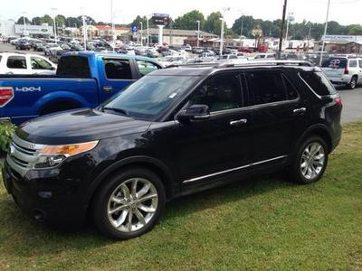 2013 Ford Explorer XLT SUV for sale in Muscle Shoals for $31,455 with 25,970 miles.