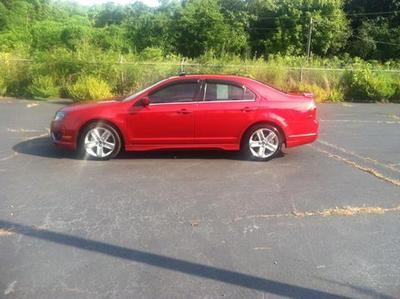 2011 Ford Fusion Sport Sedan for sale in Muscle Shoals for $15,977 with 54,788 miles.
