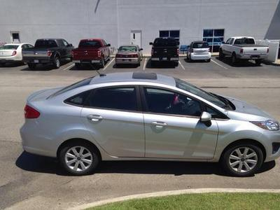 2012 Ford Fiesta SE Sedan for sale in Muscle Shoals for $12,544 with 38,653 miles.