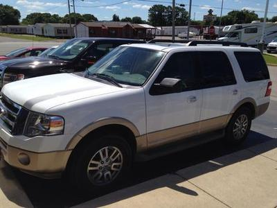2012 Ford Expedition XLT SUV for sale in Muscle Shoals for $30,664 with 41,585 miles.