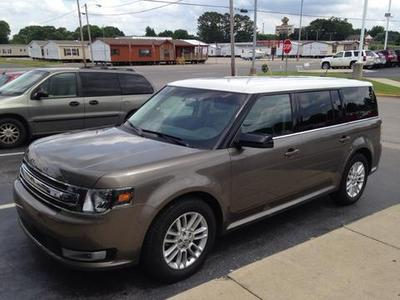 2013 Ford Flex SEL SUV for sale in Muscle Shoals for $25,452 with 36,027 miles.