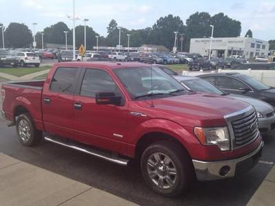 2011 Ford F150 XLT Crew Cab Pickup for sale in Muscle Shoals for $23,988 with 41,533 miles.