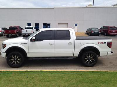 2012 Ford F150 FX4 Crew Cab Pickup for sale in Muscle Shoals for $34,918 with 22,993 miles.