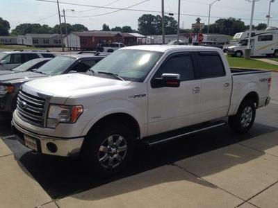 2013 Ford F150 Lariat Crew Cab Pickup for sale in Muscle Shoals for $35,822 with 27,791 miles.