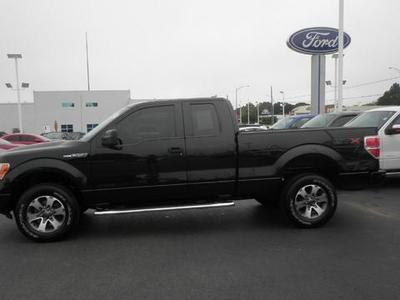 2013 Ford F150 STX Extended Cab Pickup for sale in Muscle Shoals for $27,658 with 37,321 miles.