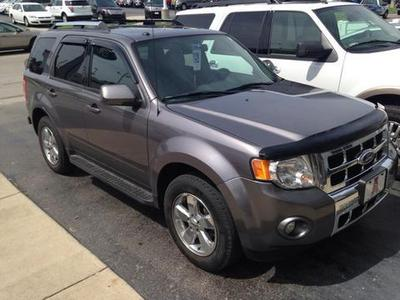 2010 Ford Escape Limited SUV for sale in Muscle Shoals for $16,378 with 43,733 miles.