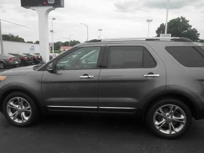 2013 Ford Explorer Limited SUV for sale in Muscle Shoals for $28,987 with 33,606 miles.