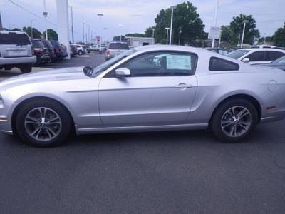 2014 Ford Mustang V6 Premium Coupe for sale in Muscle Shoals for $21,622 with 23,333 miles.