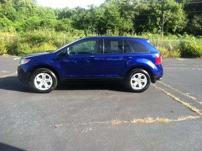 2013 Ford Edge SEL SUV for sale in Muscle Shoals for $23,988 with 16,358 miles.