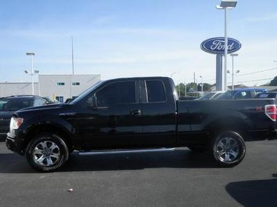 2013 Ford F150 STX Extended Cab Pickup for sale in Muscle Shoals for $27,888 with 13,229 miles.