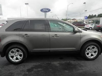 2012 Ford Edge SEL SUV for sale in Muscle Shoals for $22,781 with 17,338 miles.