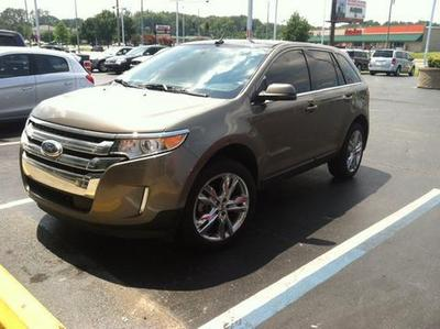 2013 Ford Edge Limited SUV for sale in Muscle Shoals for $27,988 with 28,317 miles.