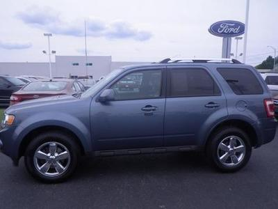 2012 Ford Escape Limited SUV for sale in Muscle Shoals for $18,544 with 42,572 miles.