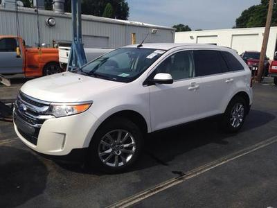 2013 Ford Edge Limited SUV for sale in Muscle Shoals for $25,528 with 32,145 miles.