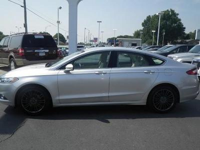 2013 Ford Fusion SE Sedan for sale in Muscle Shoals for $18,805 with 26,456 miles.