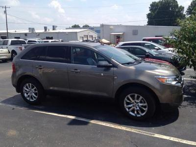 2013 Ford Edge Limited SUV for sale in Muscle Shoals for $25,955 with 31,207 miles.