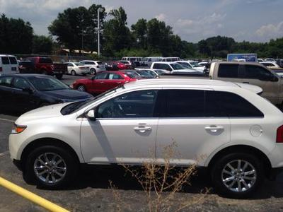 2013 Ford Edge Limited SUV for sale in Muscle Shoals for $24,738 with 40,201 miles.