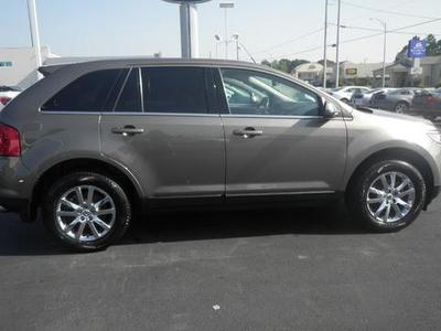 2013 Ford Edge Limited SUV for sale in Muscle Shoals for $26,487 with 29,413 miles.