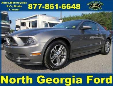 2014 Ford Mustang V6 Premium Coupe for sale in Blue Ridge for $20,981 with 8,366 miles.