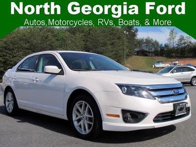 2012 Ford Fusion SEL Sedan for sale in Blue Ridge for $17,936 with 35,828 miles.