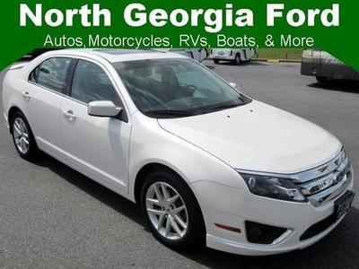 2011 Ford Fusion SEL Sedan for sale in Blue Ridge for $17,393 with 21,677 miles.