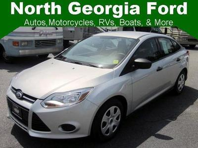 2013 Ford Focus S Sedan for sale in Blue Ridge for $14,453 with 15,911 miles.
