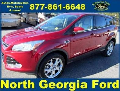 2013 Ford Escape SEL SUV for sale in Blue Ridge for $24,973 with 17,477 miles.