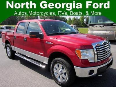 2012 Ford F150 XLT Crew Cab Pickup for sale in Blue Ridge for $33,736 with 39,521 miles.