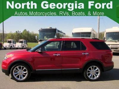 2012 Ford Explorer XLT SUV for sale in Blue Ridge for $31,986 with 24,558 miles.