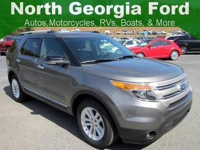 2012 Ford Explorer XLT SUV for sale in Blue Ridge for $32,381 with 22,912 miles.