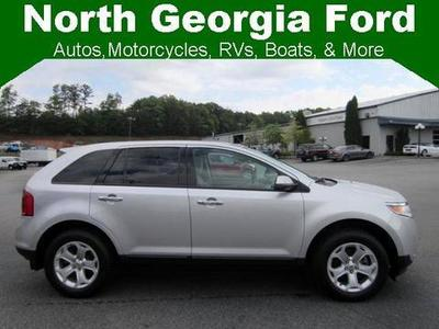 2011 Ford Edge SEL SUV for sale in Blue Ridge for $26,981 with 23,255 miles.