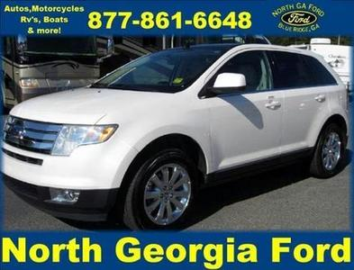 2010 Ford Edge Limited SUV for sale in Blue Ridge for $21,743 with 61,614 miles.
