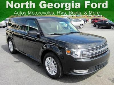 2013 Ford Flex SEL SUV for sale in Blue Ridge for $25,936 with 27,072 miles.