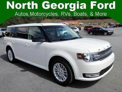 2013 Ford Flex SEL SUV for sale in Blue Ridge for $25,936 with 27,391 miles.