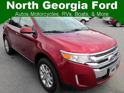 2013 Ford Edge Limited SUV for sale in Blue Ridge for $26,976 with 33,618 miles.