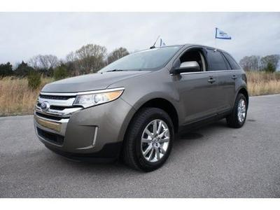 2013 Ford Edge Limited SUV for sale in Corinth for $27,985 with 38,681 miles.
