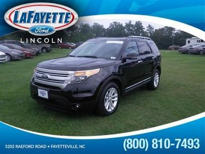2012 Ford Explorer XLT SUV for sale in Fayetteville for $29,195 with 30,729 miles.
