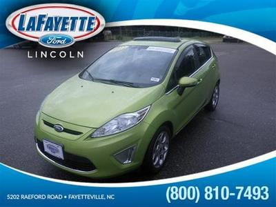 2012 Ford Fiesta SES Hatchback for sale in Fayetteville for $16,950 with 19,775 miles.