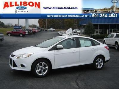 2013 Ford Focus SE Sedan for sale in Morrilton for $16,440 with 20,778 miles.