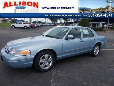 2011 Ford Crown Victoria LX Sedan for sale in Morrilton for $14,950 with 43,176 miles.