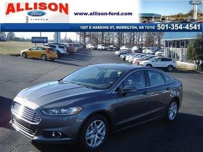 2013 Ford Fusion SE Sedan for sale in Morrilton for $22,450 with 15,782 miles.