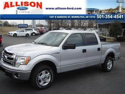2013 Ford F150 XLT Crew Cab Pickup for sale in Morrilton for $27,450 with 17,745 miles.
