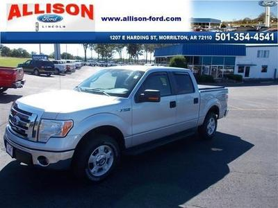 2010 Ford F150 XLT Crew Cab Pickup for sale in Morrilton for $23,940 with 59,759 miles.