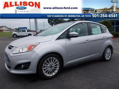 2013 Ford C-Max Hybrid SEL Hatchback for sale in Morrilton for $22,850 with 31,602 miles.